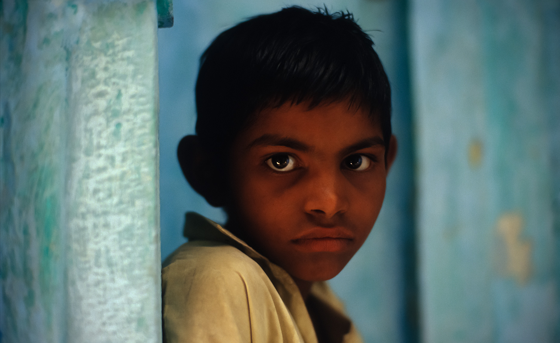 KId In Gokul, India